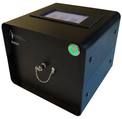 BRETON Source MultiLED couplée à fibre optique